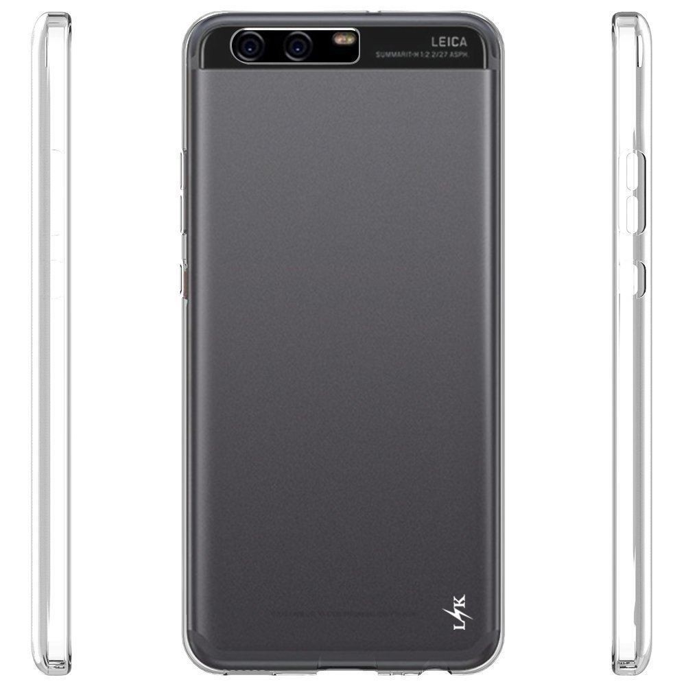 MOQ 50 ultra thin clear soft gel tpu cell phone case for honor huawei P10 , for huawei p10 case