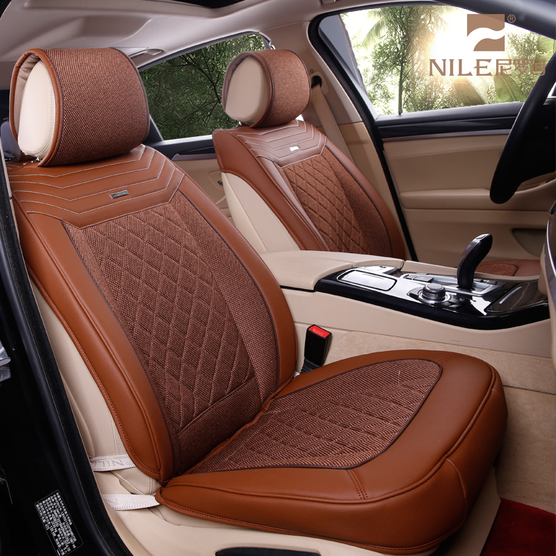 Factory Cheap Price High Quality PVC Car Seat Cover Toyota Hilux Corolla Camry Pickup Well Fit Car Seat Covers