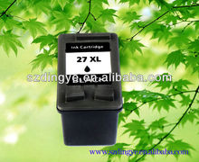 recycle inkjet cartridge for hp 8727a with chip and good price
