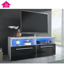 New Product TV Cabinet Modern Wooden TV Stand Pictures