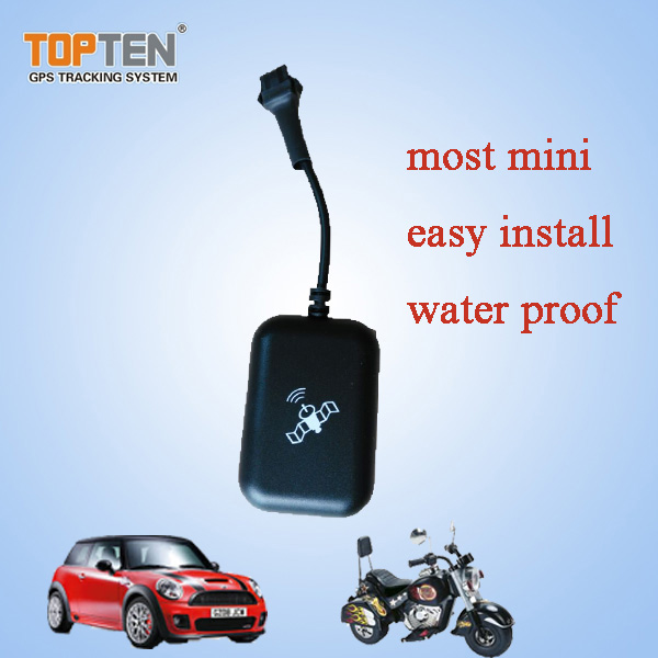 14.9USD motorcycle gps tracker with free service platform from China Factory