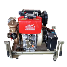 CWY series manual and electric start emergency diesel fire pump