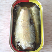 Chinese Tinned Sardines in Vegetable Oil