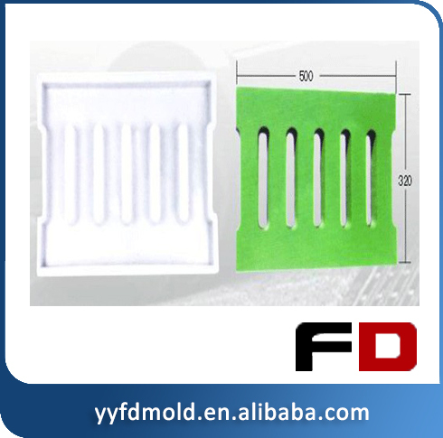 Spare parts plastic injection moulding