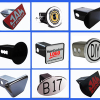 Hitch Cover With OEM Zinc Logo