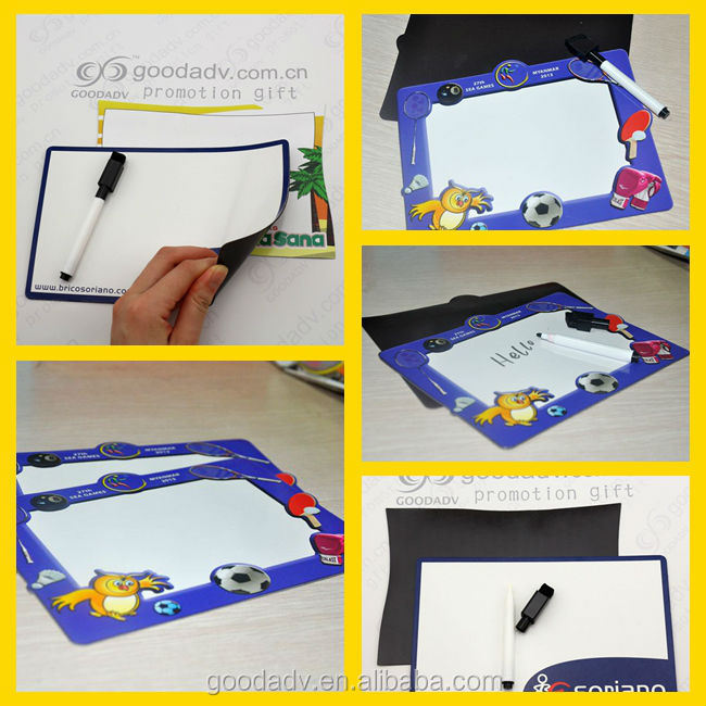 OEM factory cheap wholesale magnetic white board for kids