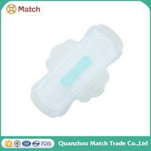 ISO9001 3D High Quality Butterfly Shaped Winged Pink Anion Day Used Sanitary Napkin