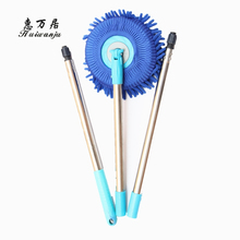 Top grain different types washing car magic spin easy cleaning mop