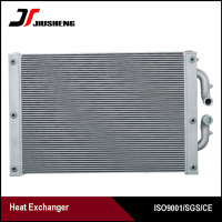 Factory Price Excavator Hydraulic Oil Cooler For Hyundai R455-7