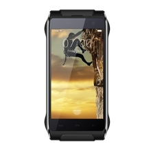 HOMTOM HT20 16GB, Network: 4G CE & RoHs Certificated, IP68 Waterproof Dustproof Shockproof, Fingerprint Recognition cell phone
