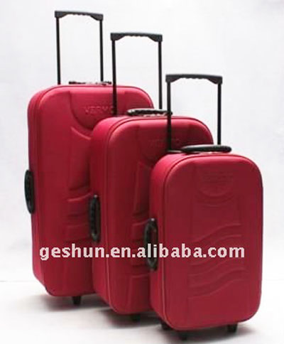 Stock Luggage Bags in 3pcs set