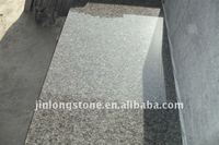 Polished ice blue granite
