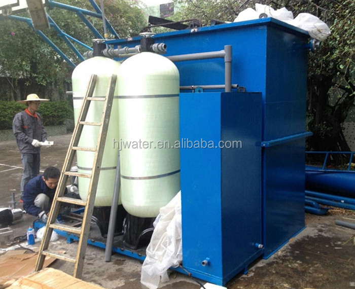 Industry sewage treatment plant/waste water treatment system ro purification