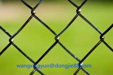 Alibaba Easy installation chain link fence panels/decorative chain link fence from China