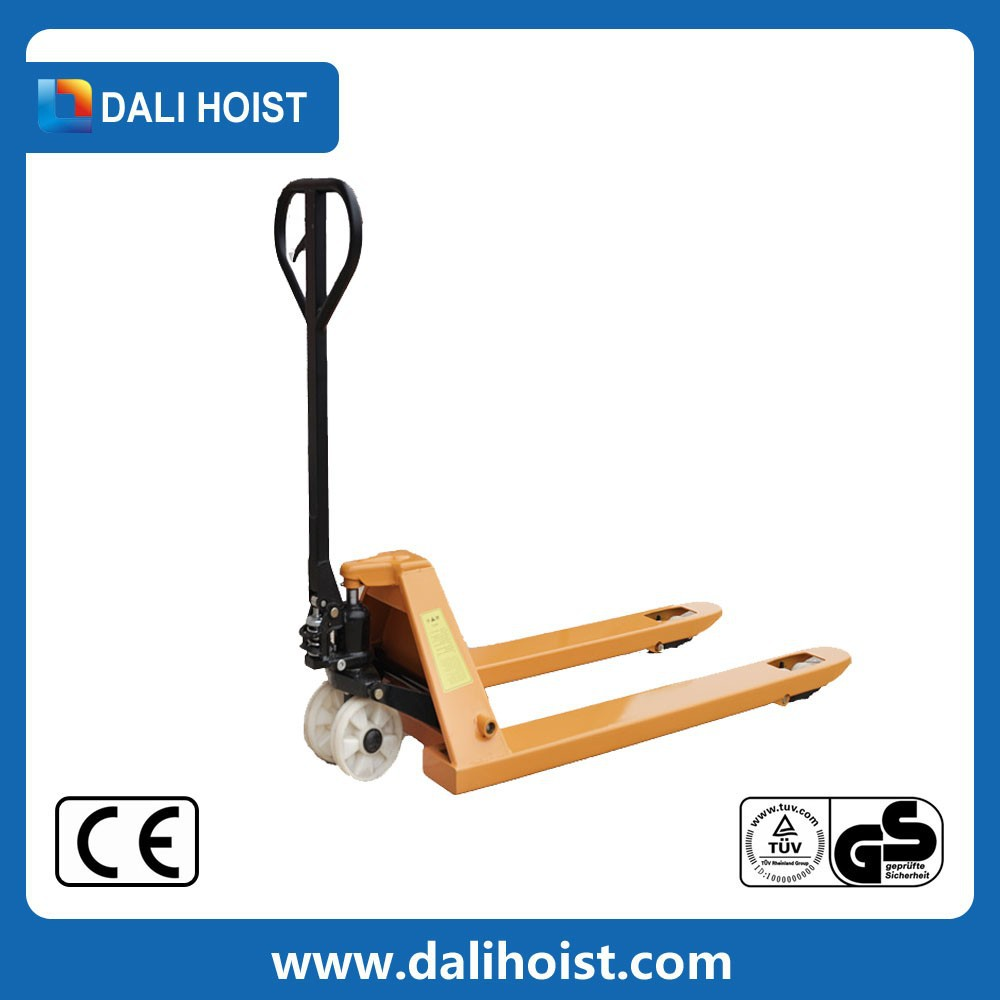 SOLPACK NEW SBA HAND PALLET TRUCK FOR SALE (2.5 TON),