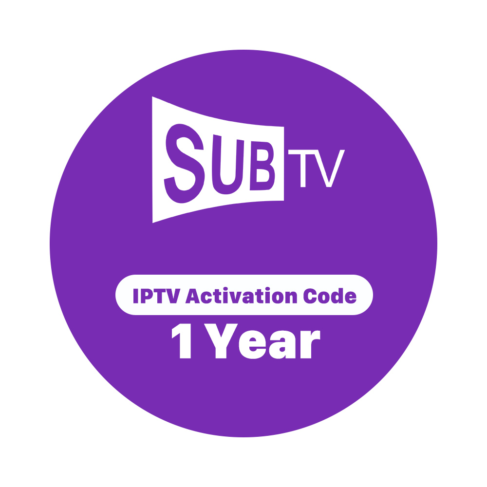 IPTV French live Channels IPTV Subscription 12 Months SUBTV IPTV APK Service <strong>Providers</strong> with 24 Hours Free Test Codes