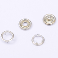 metal Prong Snap Ring Buttons