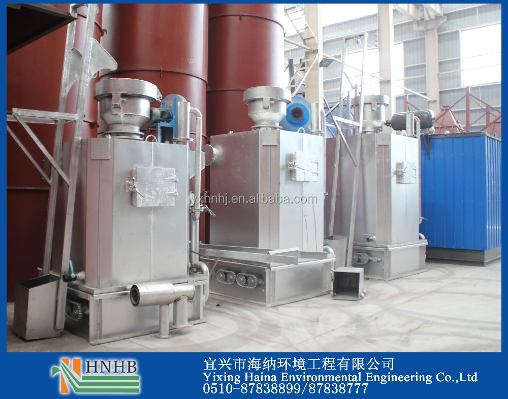 Coal Gasifiers New Type Industrial Air Pollution Control Equipment Gas Furnace