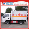2tons small explosive transportation truck with forland brand chassis