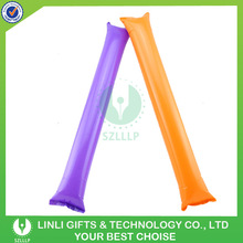 2016 Wholesale Inflatable Clapper Balloon Stick With Logo