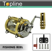 SW30 golden fish fishing reel big game trolling reel