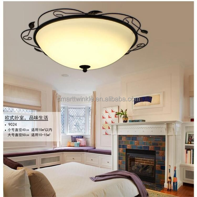 2017 hot sale ceiling lamp European contracted style LED ceiling light