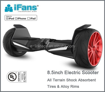 8.5 inch Stylish E-scooter