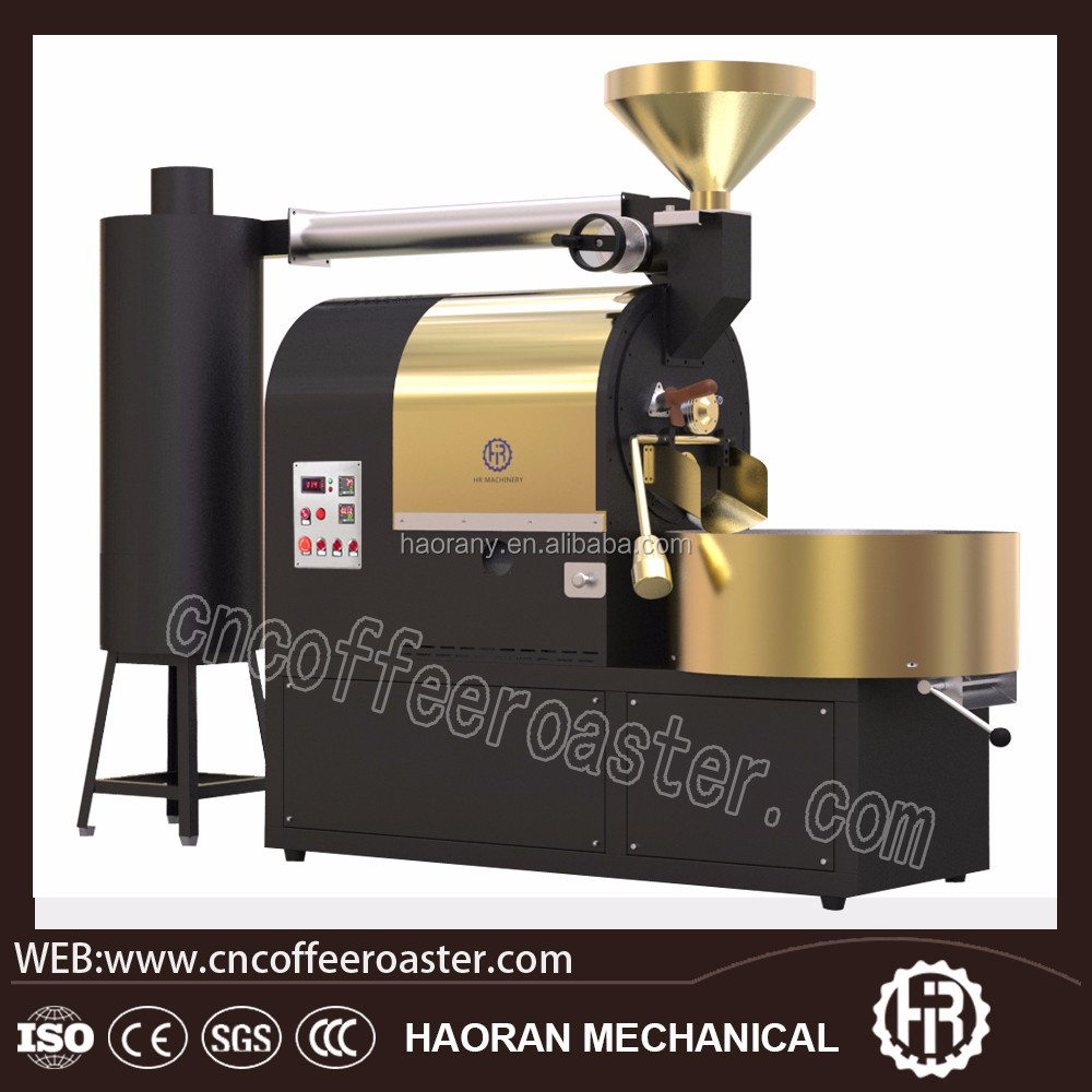 Commercial coffee roaster machine/3Kg coffee roaster