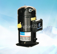 Copeland Compressor hot sale,r404a Copeland Scroll Compressor ZF40K4E-TWD,refrigerant copeland compressor with r404a