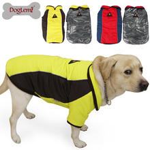 Doglemi Heat Reflective Dog Coat Outdoor Warm Large Dog Winter Jacket Pet Clothes