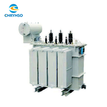 Low price sale oiled amorphous distribution transformer