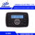 square design black waterproof mp3 player for bathroom
