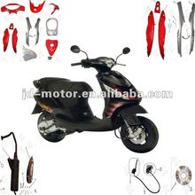 China scooter parts 50cc