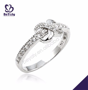 Forever love bridal 925 sterling silver ring jewellery wedding band