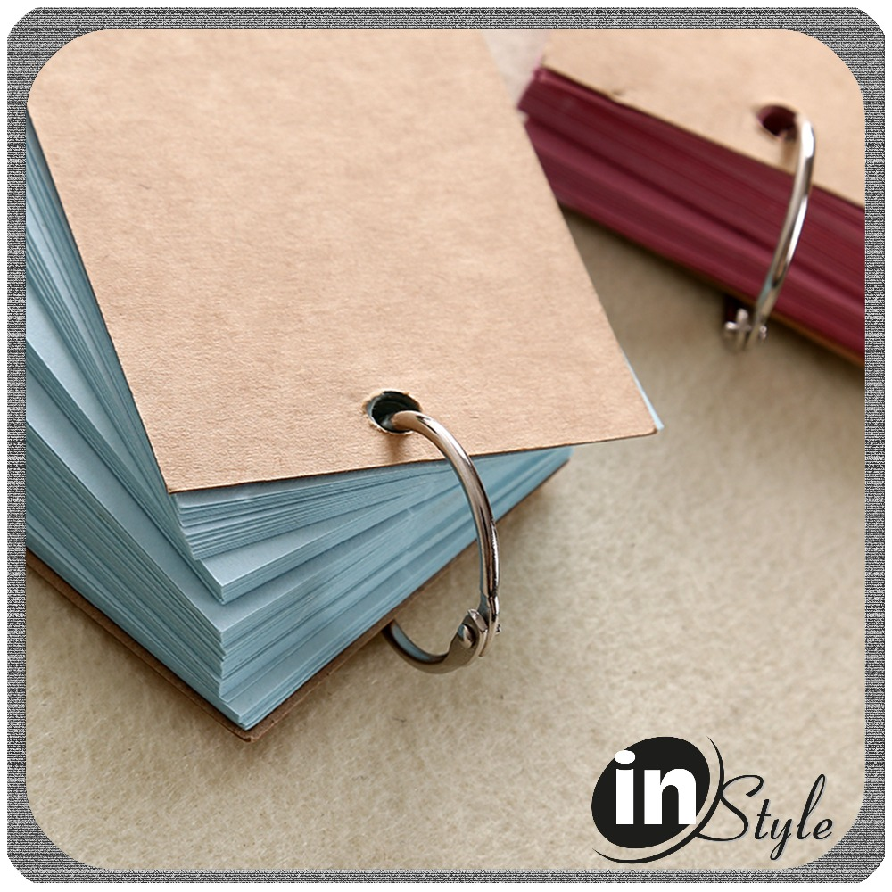 wholesale custom notepads for scrapbooking
