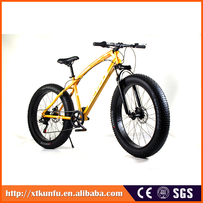 21 Speed cruiser bicycle beach cruiser bike with suspension fork