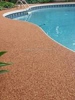PU glue for bonding epdm granules around swimming pool deck