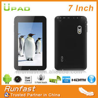 Mic tablet pc Allwinner 1.2GHz Android 4.2 Dual core Super Cheap China 7 inch dual core tablet Tablet PC !!