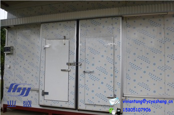 Factory price all buried single door for cold room