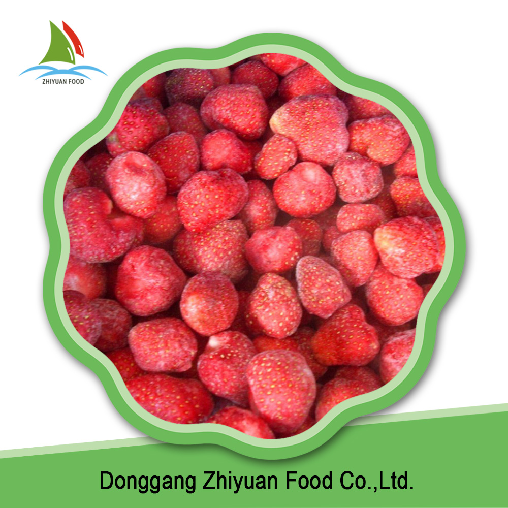 China Iqf Frozen Strawberry A13 Hot Sale