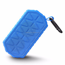 blue film video download mp3 IPX6 waterproof resistant rugged 2000mAH battery ISO9001 CE ROHS FCC BQB bluetooth Outdoor speaker