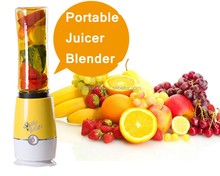 Hand Shaking home appliances Juicer&smoothie maker, mini travel juice blender as seen on tv