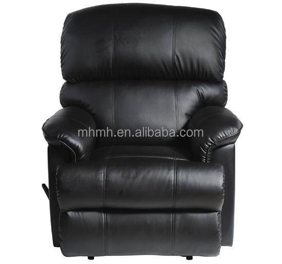 Faux Leather Recliner TV Sofa Chair