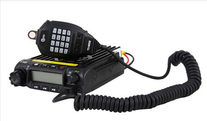 TD-M558 20w/50w/60w vehicle walkie talkie aqua quake water draining mobile radio