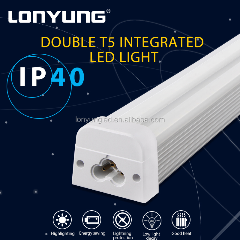 LED neon tube Factory 2700-6500K led tube light fixture ul