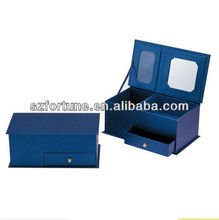 Rigid paper cosmetics case,cosmetic paper box