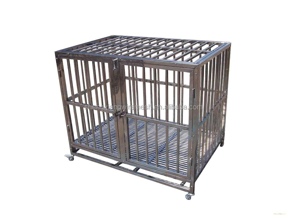 anping factory wholesale large dog cage and dog kennel With big dog cages cheap