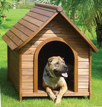 Wood Dog Cages Cat Pet House