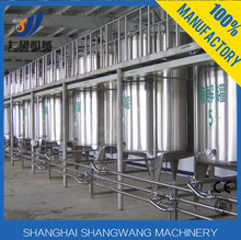 Hot Sale small milk powder making machine /dairy equipment / milk production plant