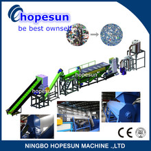 Good price plastic bottle recycling machine and washing plant